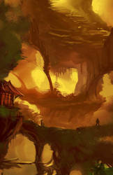 Sketch :: Subterranean by MissWiggle