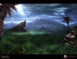 Primal Carnage :: Grasslands by MissWiggle