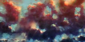 Speedpaint :: Cloudscape by MissWiggle