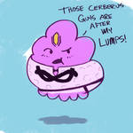 Sketch :: Lumpy Space Miranda