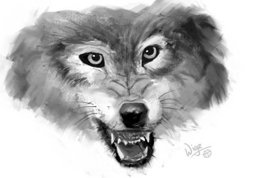 Sketch :: Woof