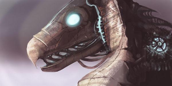 Sketch :: Dragon