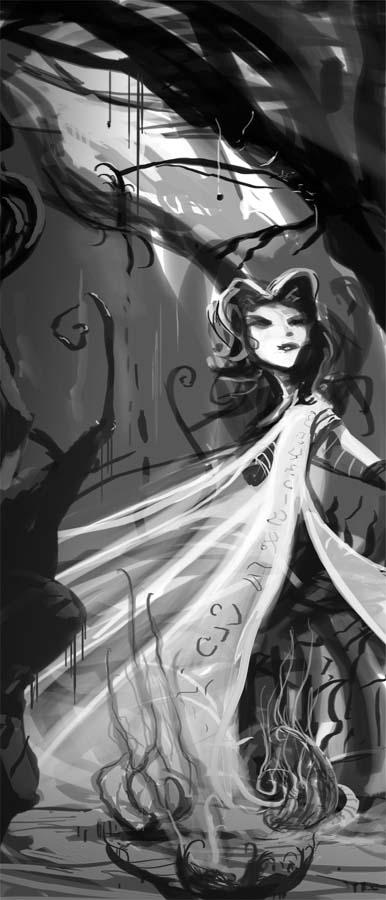 Sketch::Midsummer Night's Fart by MissWiggle