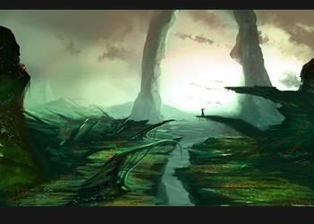 Sketch :: Sanctuary