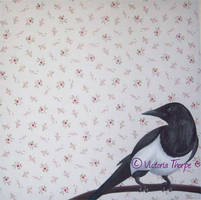 Superstitions - Magpie by VictoriaThorpe