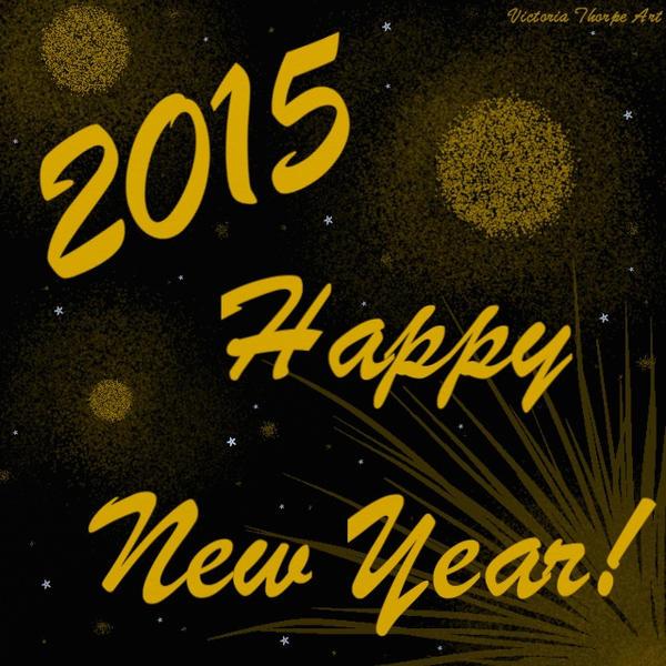 Happy New Year!! by VictoriaThorpe