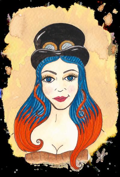 Steampunk II by VictoriaThorpe