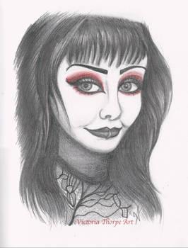 Shannon Gothic Sketch