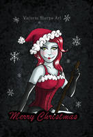 Lady Christmas by VictoriaThorpe