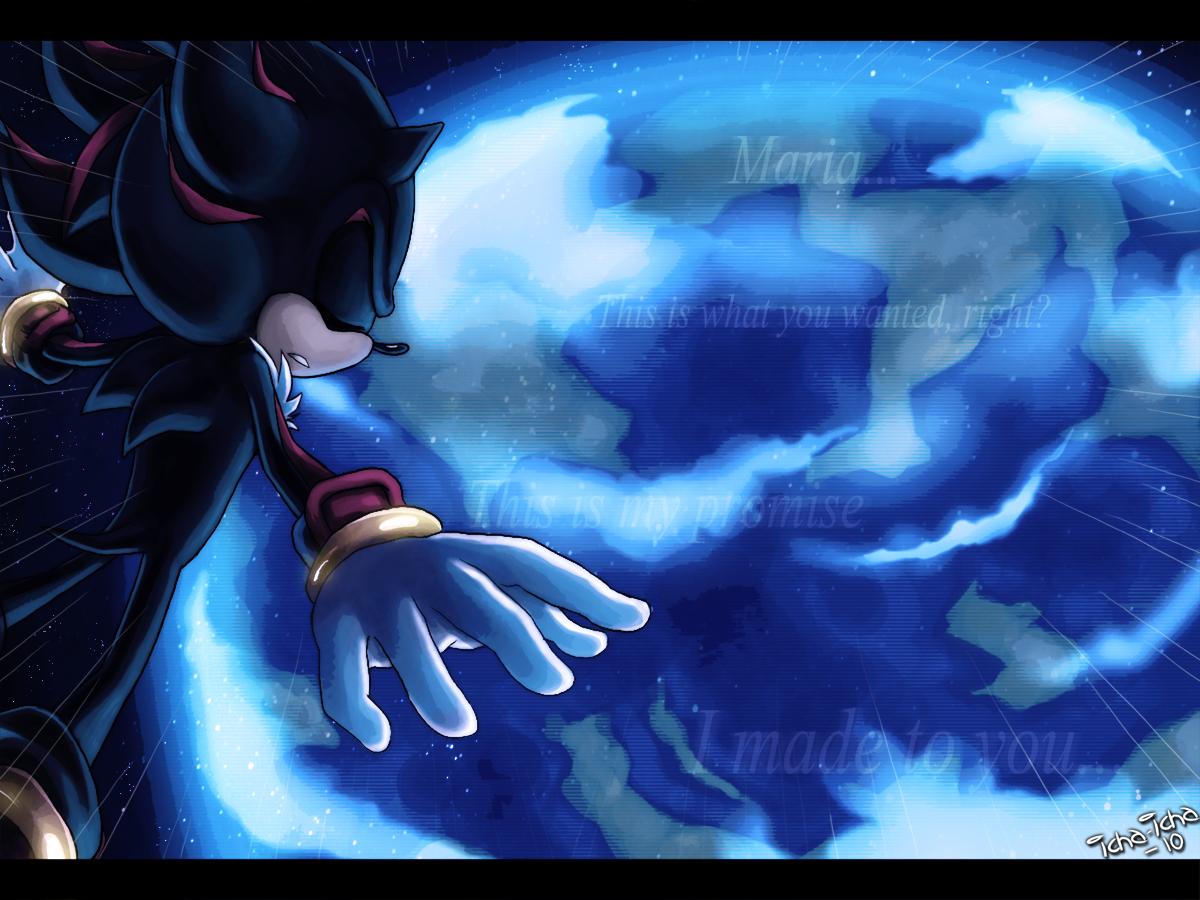 Sonic Adventure 2 - Shadow by icha-icha on DeviantArt
