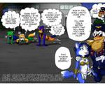 StarFox Comic 3