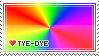 Tye-Dye Stamp by Abfc