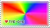 Tye-Dye Stamp by Abfc