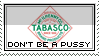 Tabasco Stamp by Abfc