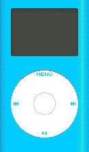 Pixel iPod mini +nano