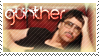 Gunther Stamp by Abfc