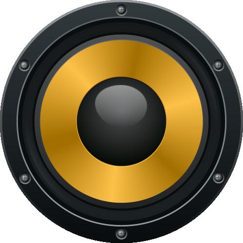 Speaker Vector by Abfc on DeviantArt