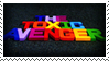 The Toxic Avenger Stamp by Abfc