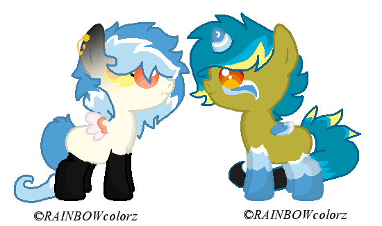 Angelsong foals 2 by Kyah-Pony-Adoptables