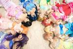 Love Live Mermaid Festa at the Beach
