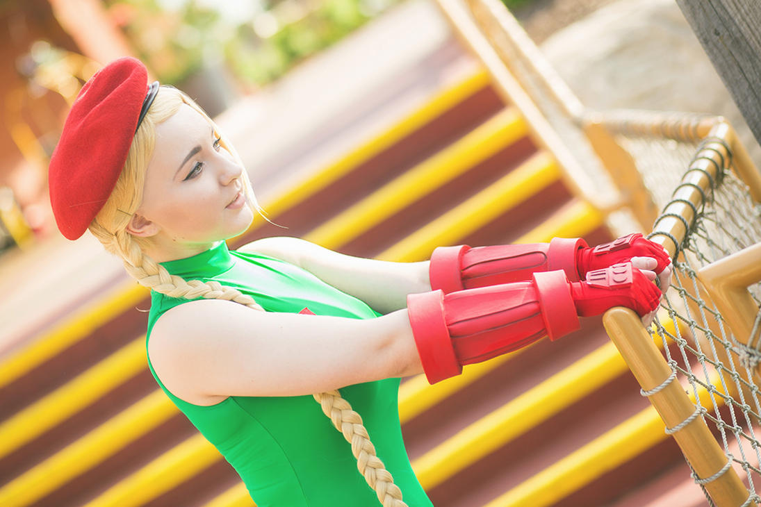 Cammy White - Street Fighter by MeowliCosplay