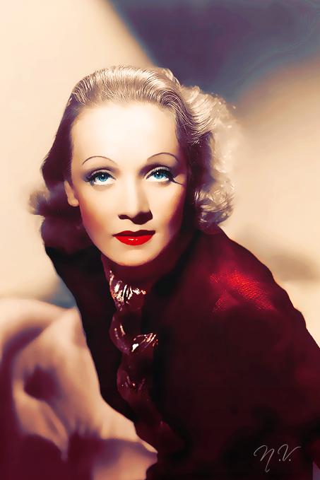 Марлен Дитрих (Marlene Dietrich) биография, фото, личная жизнь