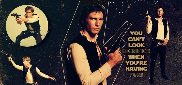 Han Solo Header By LadyBoromir On DeviantArt