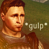 Alistair Icon 3 - Gulp by LadyBoromir