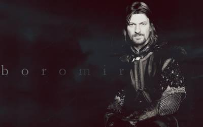 Boromir Wallpaper 2 by LadyBoromir