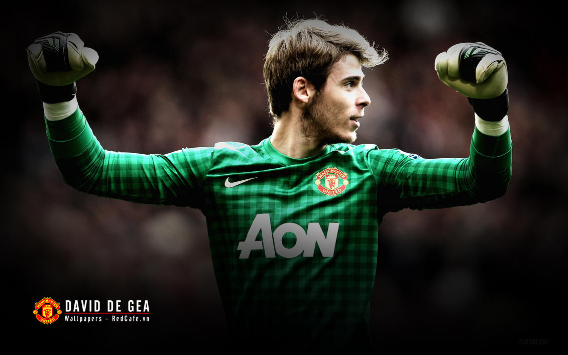 David De Gea By Jesuchat On DeviantArt