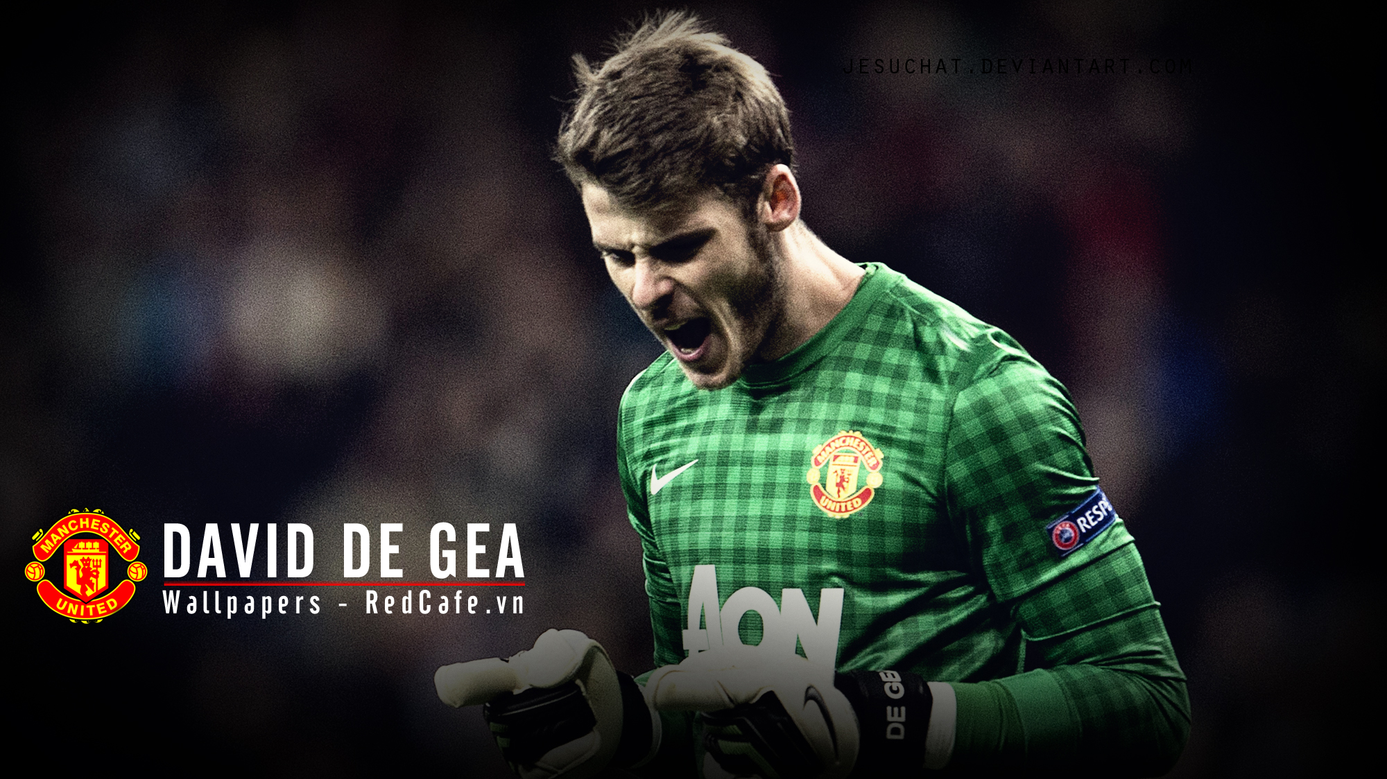 David De Gea Wallpapers By Jesuchat On DeviantArt