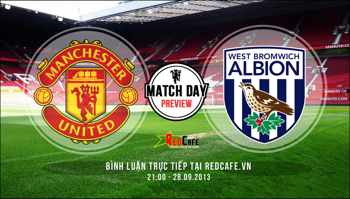 Preview Manchester United V West Brom By Jesuchat