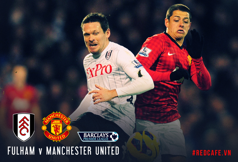 fulham vs man united - photo #21