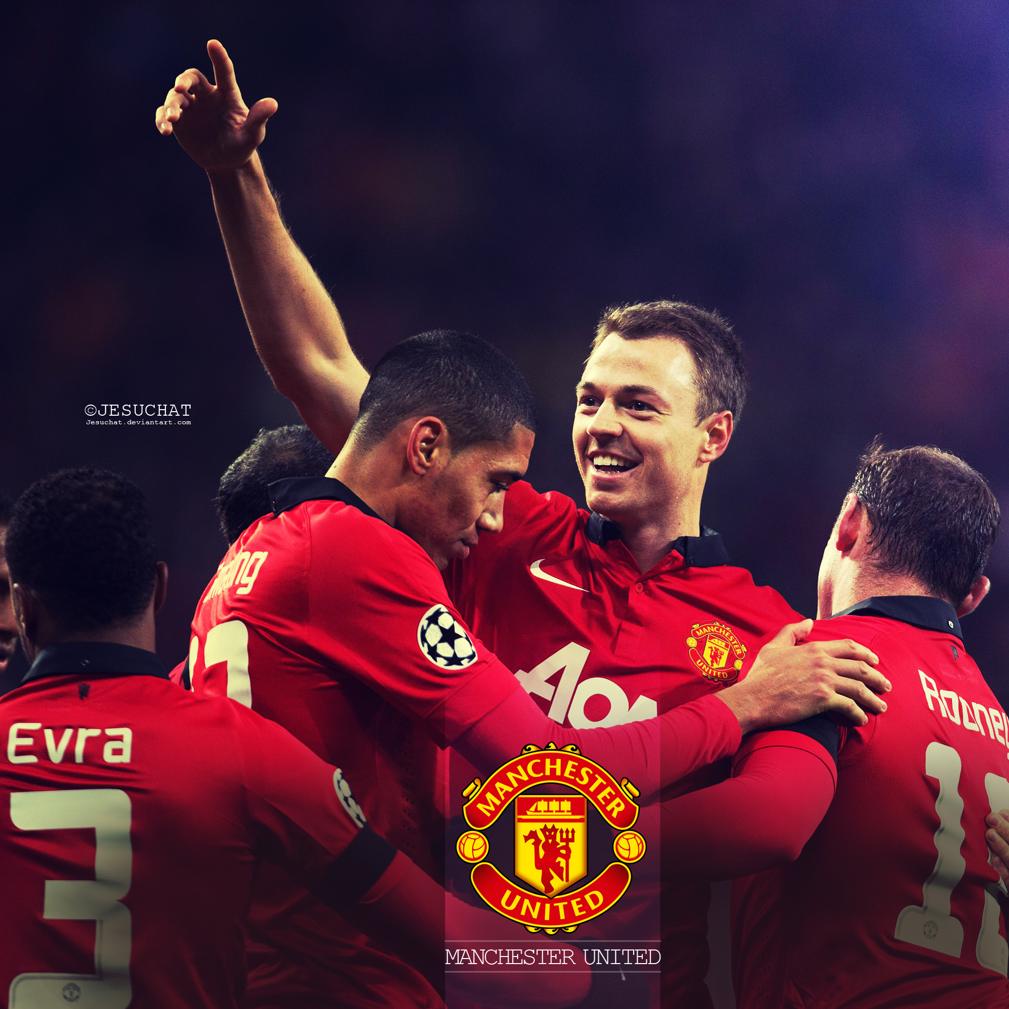 Manchester United Wallpapers Full Hd By Jesuchat On Deviantart
