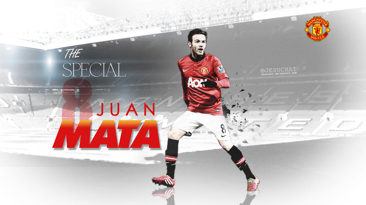 juan mata wallpapers manchester united by jesuchat on