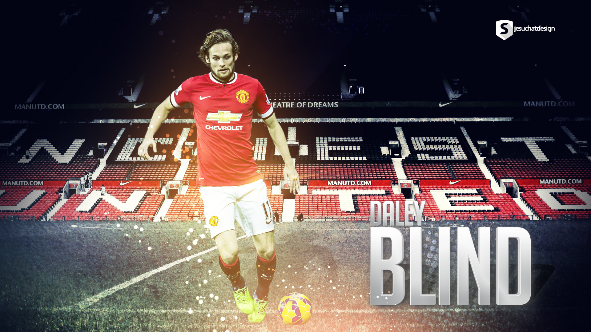 Daley Blind Wallpaper: Daley Blind Wallpaper By Jesuchat On DeviantArt