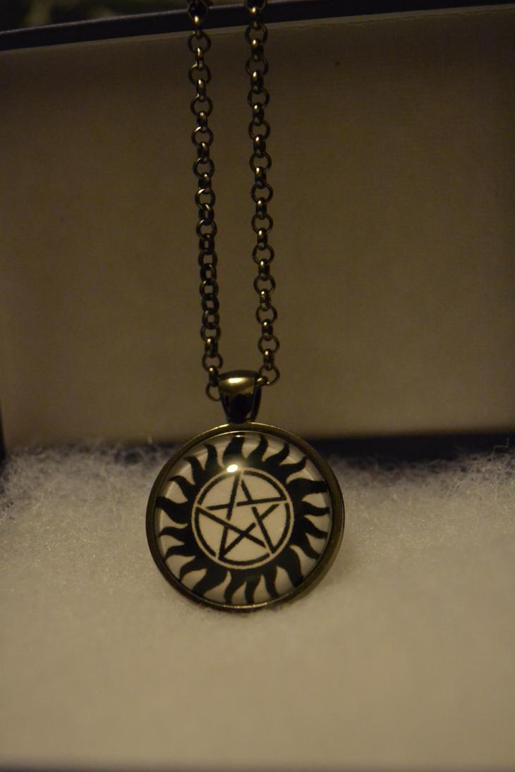 Supernatural pendent! by Eehli