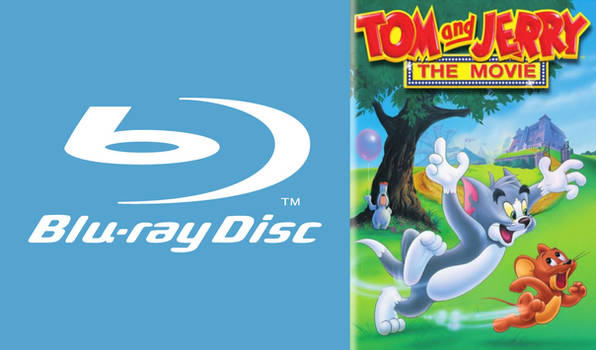 Tom and Jerry: The Movie on Blu-ray