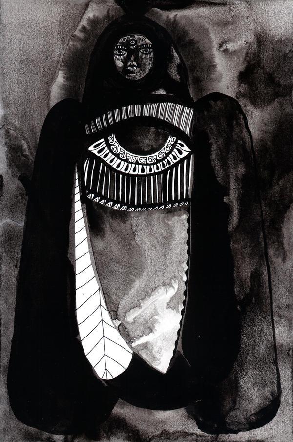 Stillnight MothQueen by raamon