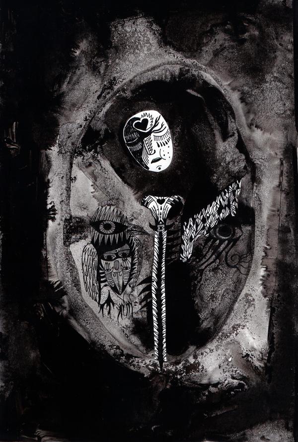 mind trap bugface by raamon
