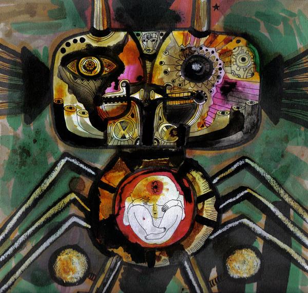 P.R.E.G. bot III by raamon