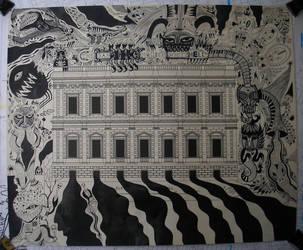 white hell by arturasrozkovas