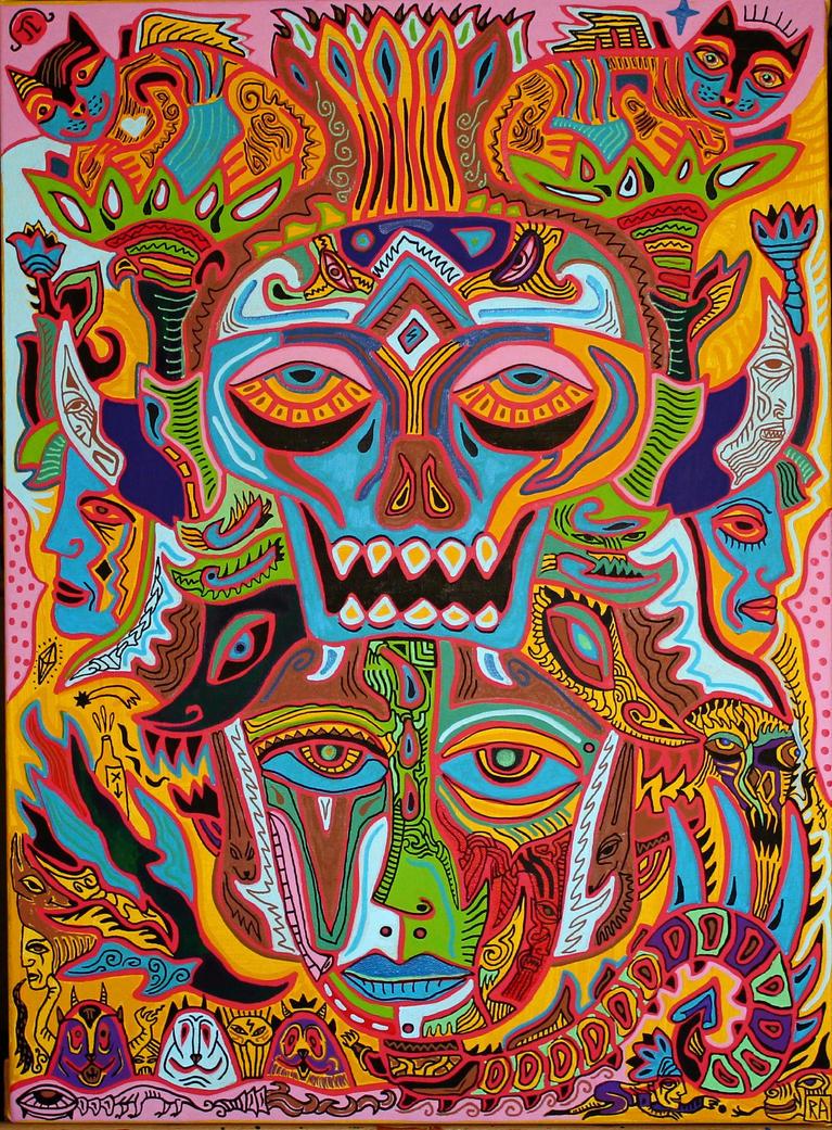 happy death by raamon