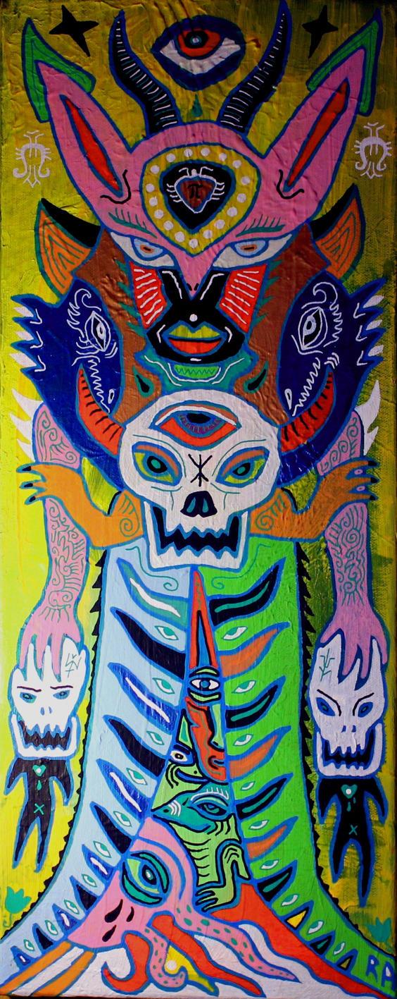 death bringer by raamon