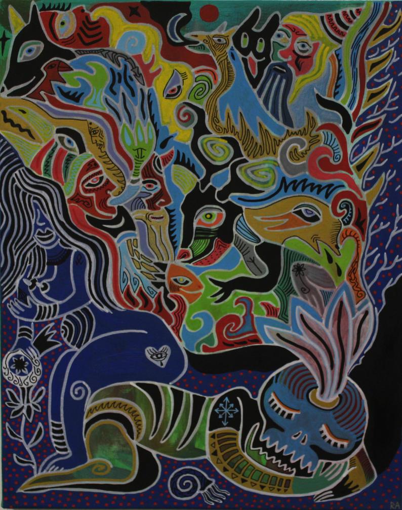dream death 2 by arturasrozkovas