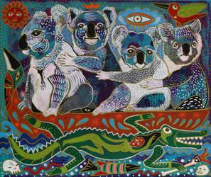 Koala Travel by arturasrozkovas