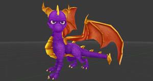 Spyro Rig Progress Part 2
