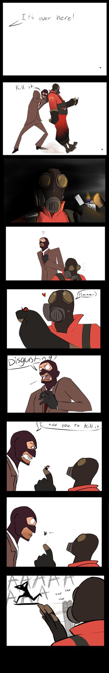 Evil Bug by kittin12376