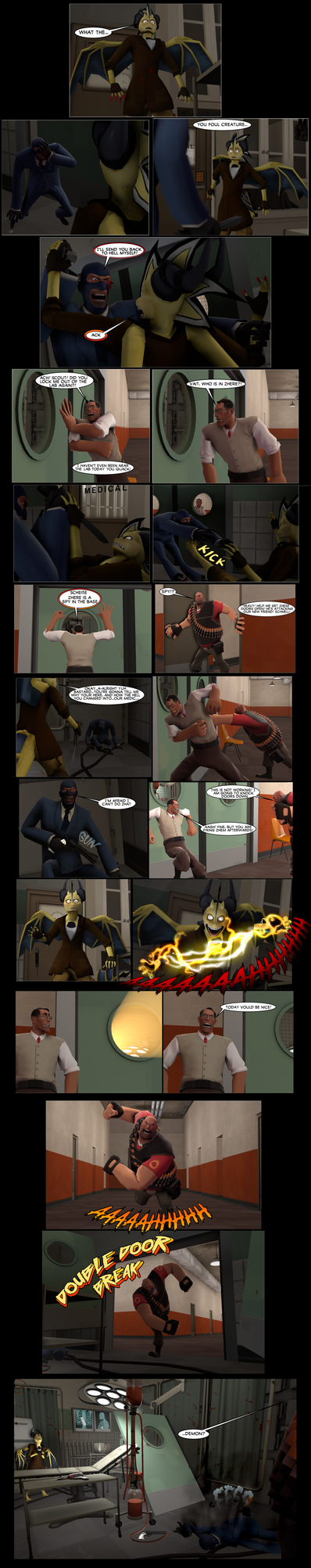 Dire Straits- Page 44 by kittin12376