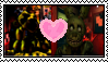 Golden Freddy X Springtrap Stamp by That-Cute-Chicken